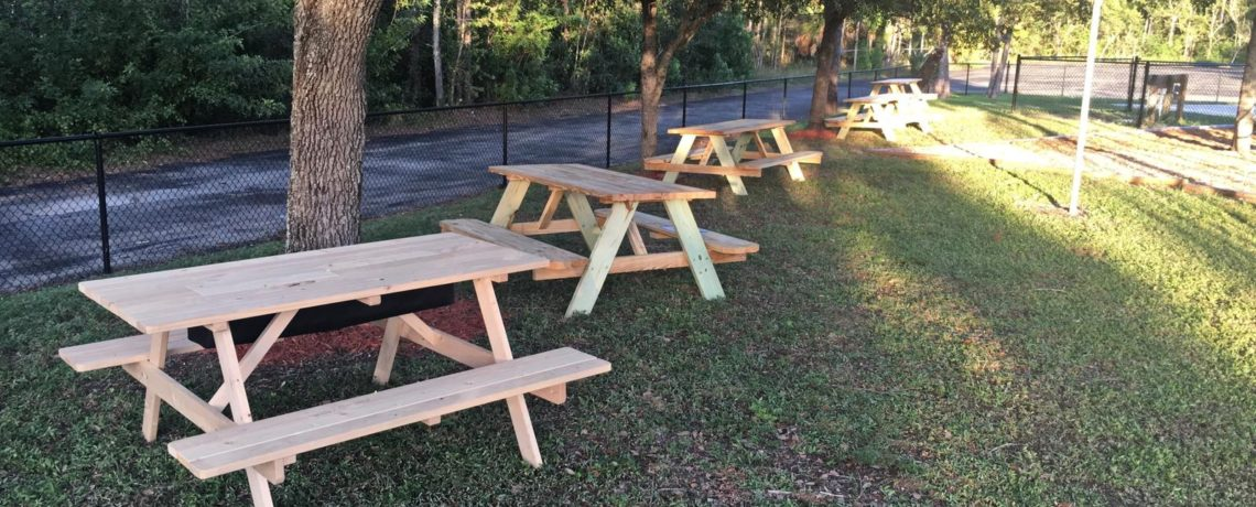 Photo – 2 ICN Picnic Table